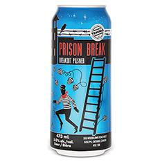 DOUBLE TROUBLE - PRISON BREAK PILSNER