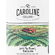 CAROLINE CELLARS FARMER'S RIESLING