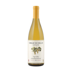 GRGICH HILLS ESTATE GROWN CHARDONNAY 2014
