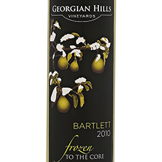 GEORGIAN HILLS BARTLETT FROZEN TO THE CORE 2015