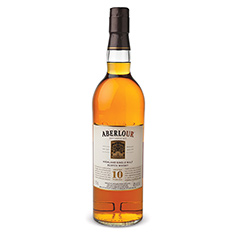 ABERLOUR 10YO SINGLE MALT SCOTCH