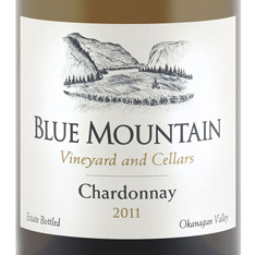 BLUE MOUNTAIN CHARDONNAY 2016