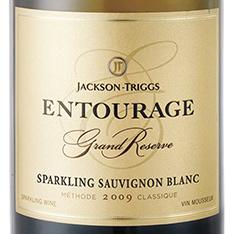 JACKSON-TRIGGS ENTOURAGE GRAND RESERVE SPARKLING SAUVIGNON BLANC