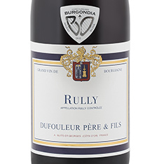 DUFOULEUR RULLY 2016