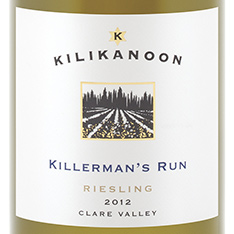 KILIKANOON KILLERMAN'S RUN RIESLING 2015