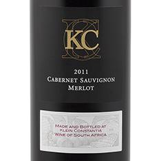KC CABERNET SAUVIGNON/MERLOT 2013