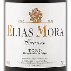 ELIAS MORA CRIANZA 2015