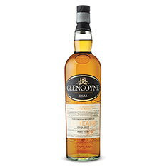 GLENGOYNE 15 YEAR OLD HIGHLAND SINGLE MALT