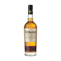 TULLIBARDINE 228 BURGUNDY FINISH HIGHLAND SINGLE MALT