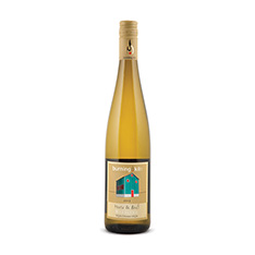 BURNING KILN HORSE AND BOAT RIESLING