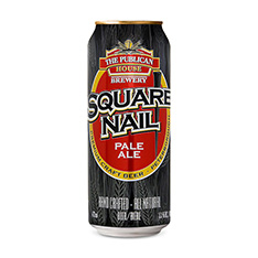 THE PUBLICAN'S HOUSE SQUARE NAIL PALE ALE