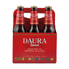 DAURA DAMM GLUTEN REDUCED