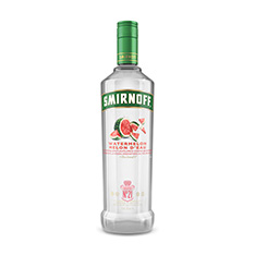 SMIRNOFF WATERMELON FLAVOURED VODKA