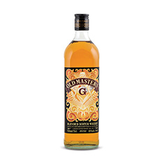 OLD MASTERS FREEMASONS BLENDED SCOTCH WHISKY (LOMB