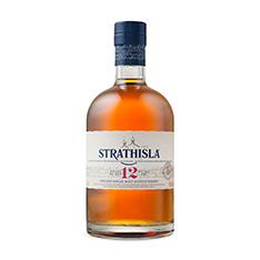 STRATHISLA 12 YEAR OLD PURE HIGHLAND MALT SCOTCH WHISKY
