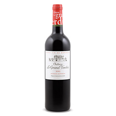 CH�TEAU LE GRAND VERDUS R�SERVE 2015