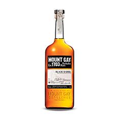 MOUNT GAY RUM BLACK BARREL