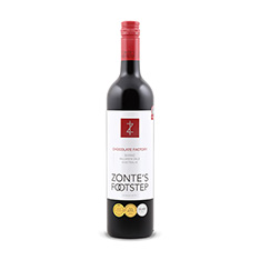 ZONTE'S FOOTSTEP CHOCOLATE FACTORY SHIRAZ 2017