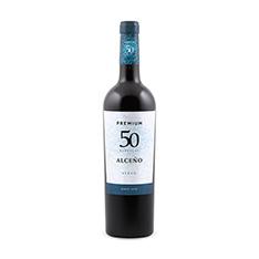 ALCEÑO PREMIUM 50 BARRICAS 2016