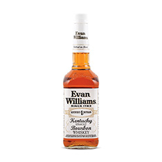 EVAN WILLIAMS BOTTLED IN BOND KENTUCKY BOURBON