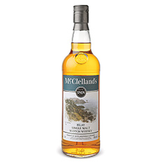 MCCLELLAND SINGLE MALT ISLAY SCOTCH