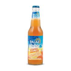 PALM BAY MANGO LEMON ICE TEA