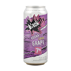 BLACK FLY SOUR VODKA SOUR GRAPE
