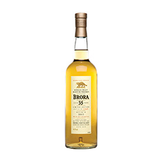 BRORA 35-YEAR-OLD SINGLE MALT