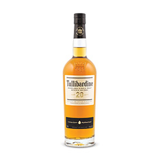 TULLIBARDINE 20-YEAR-OLD HIGHLAND SINGLE MALT