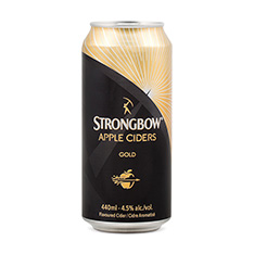 STRONGBOW GOLD APPLE CIDER