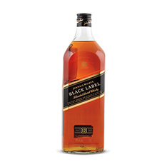 JOHNNIE WALKER BLACK LABEL SCOTCH