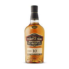THE TEMPLE BAR 10YO SINGLE MALT