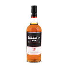 TOMATIN 18 YEAR OLD HIGHLAND SINGLE MALT