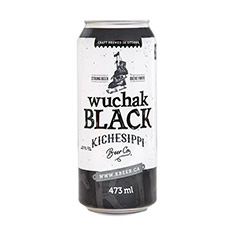 KICHESIPPI WUCHAK BLACK