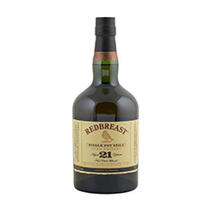 REDBREAST 21YO IRISH WHISKEY