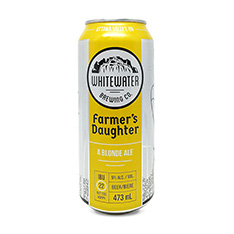 WHITEWATER BREWING FARMER'S DAUGHTER 473ML