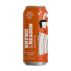 COLLECTIVE ARTS RHYME & REASON EXTRA PALE ALE 473