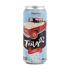 TAILGATE CAN