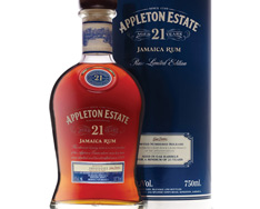 APPLETON ESTATE 21 YEARS OLD