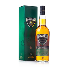 POWERS SIGNATURE IRISH WHISKEY
