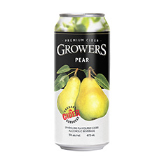 GROWERS PEAR CIDER