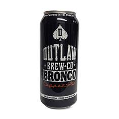 OUTLAW BREW CO BRONCO COPPER ALE