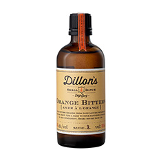 DILLON'S SMALL BATCH DISTILLERS BITTERS ORANGE