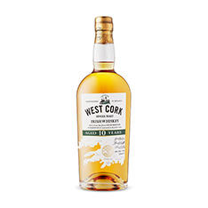 WEST CORK ORIGINAL SINGLE MALT 10 YO