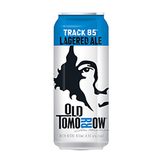 OLD TOMORROW LAGERED ALE