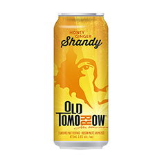 OLD TOMORROW GINGER SHANDY