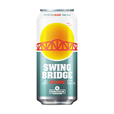 SWINGBRIDGE BLONDE ALE