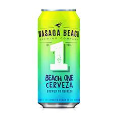 WASAGA BEACH ONE CERVEZA