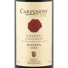 CARPINETO RISERVA CHIANTI CLASSICO 2015