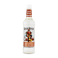 CAPTAIN MORGAN COCONUT FLAVOURED RUM LIQUOR